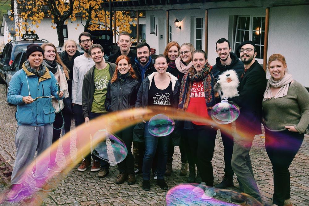Dramateure-Fahrt 2018