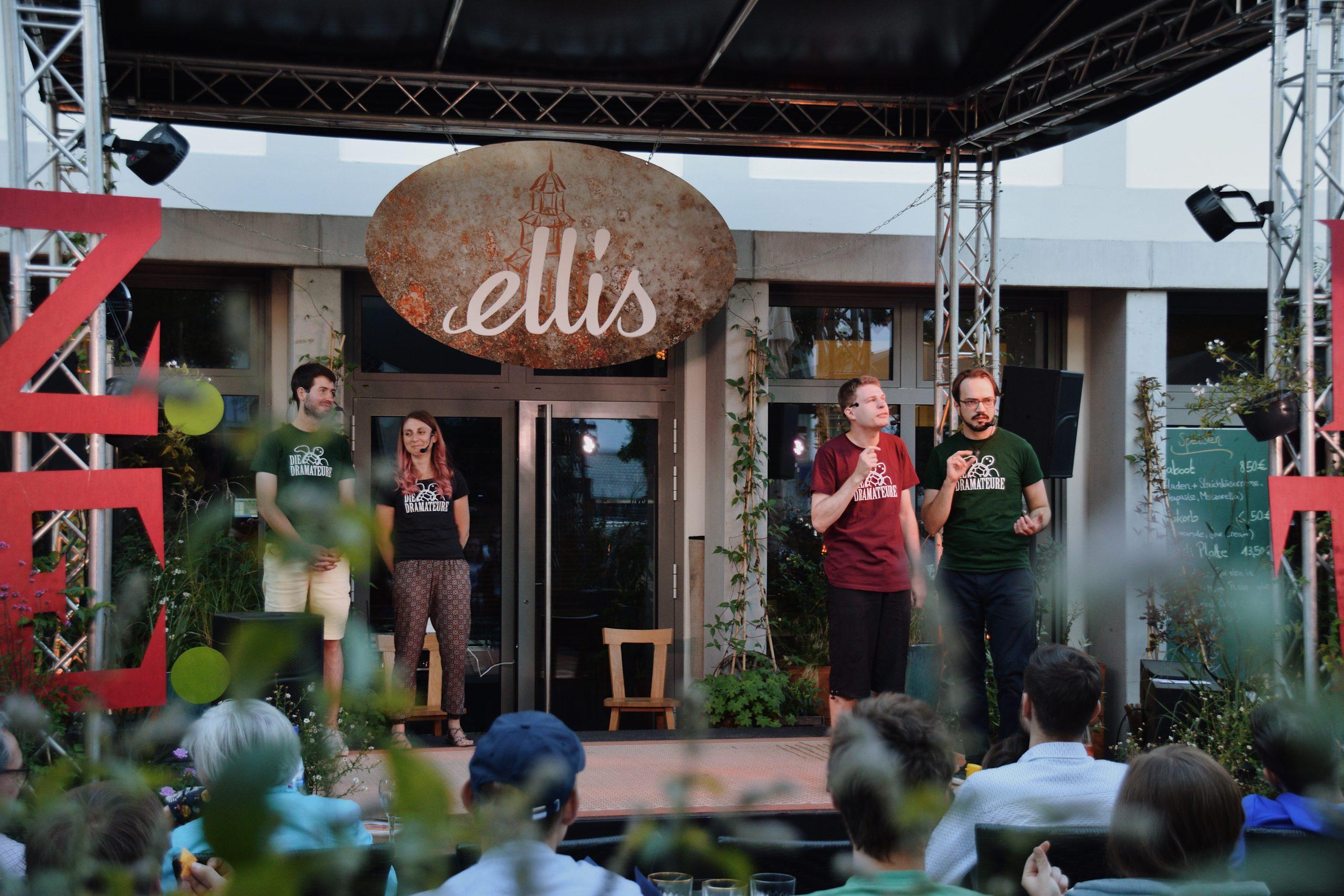 Improtheater im Ellis Hanau